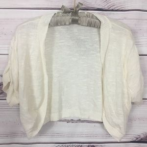 Maurices Shrug Sweater